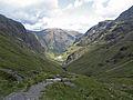 Coire Gabhail from path to ridge.jpg
