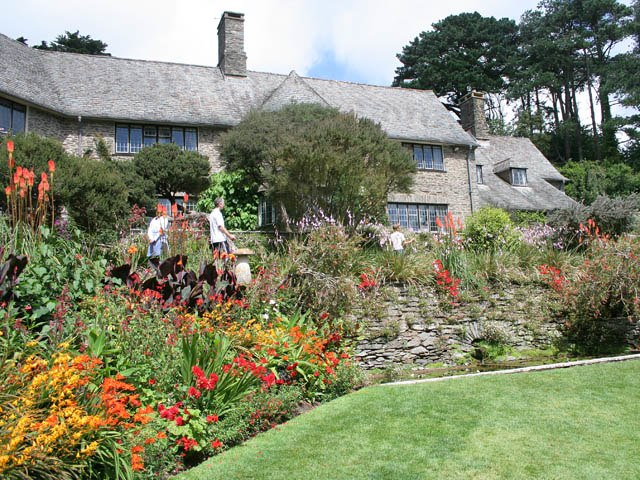 Coleton Fishacre - geograph.org.uk - 928003