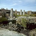 Collectie Nationaal Museum van Wereldculturen TM-20029576 Ruine van de Balashi goudsmelterij vlakbij het Spaans Lagoen en de Franse Pas Aruba Boy Lawson (Fotograaf).jpg