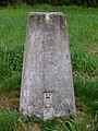 Collingwood Trig Point - geograph.org.uk - 448047.jpg