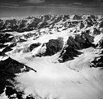 Columbia Glacier, Valley Glacier Icefall, August 24, 1964 (GLACIERS 1060).jpg