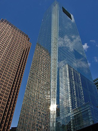 Comcast - Image: Comcastcenter vertical