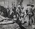 Commanding Officers, Tarawa, November 1943 (10962104943).jpg