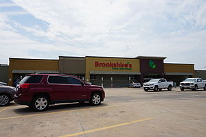Brookshire Grocery Company - Brookshire's grocery store in Commerce, Texas