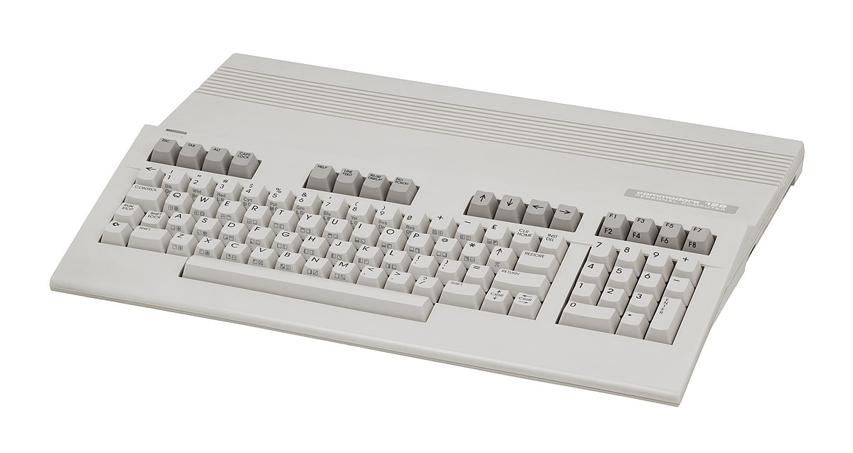 Commodore 128 - Wikipedia
