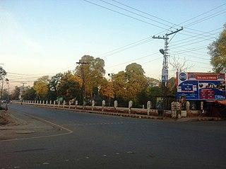 Okara, Pakistan city in Punjab, Pakistan