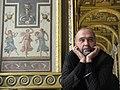 Composer Sergei Yevtushenko at the Hermitage Museum, Saint Petersburg.jpg