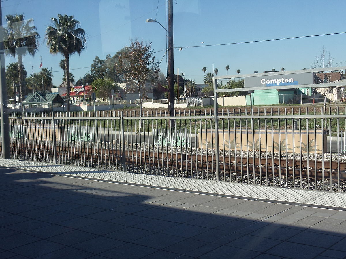 Compton Station Wikipedia