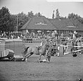 Concours Hippique in Sportpark Rightersbleekte Enschede de Duitse Ute Richter vi, Bestanddeelnr 915-2876.jpg