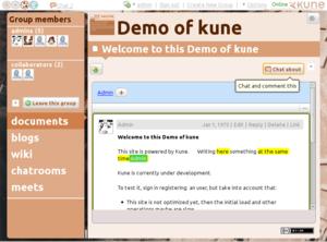 Kune (software)