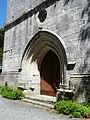 Conne-de-Labarde église portail (1).JPG