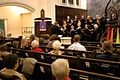 Cor Rehoboth sings at the Saint David's Day Service of the Welsh Congregation of New York City.jpg