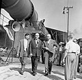 Cornerstone laying ceremony for the third furnace of Nesher cement factory. 1959 (id.27590155).jpg