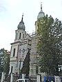 Corpus Christi church in Słomniki, Poland.jpg