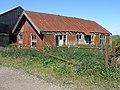 Corrugated Iron barn at Halfway farm on Hod Fen - geograph.org.uk - 1320711.jpg