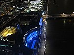 County Hall from London Eye by night (geograph 2785766).jpg