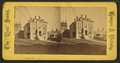 County Jail, from Robert N. Dennis collection of stereoscopic views.png
