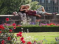 Couple in Garden - Nuremberg-Nurnberg - Germany.jpg