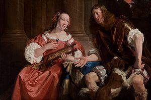 1668 in art - Image: Couplede bray