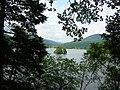 Crannog in Loch Ard - geograph.org.uk - 196844.jpg