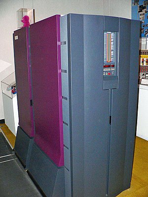 Cray Y-MP - Cray Y-MP M90 (Ziegler) at the US National Cryptologic Museum