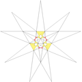 Crennell 25th icosahedron stellation facets.png