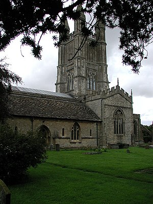 Cricklade - St Sampson's Church