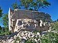 Crillon le Brave - Ruine Chapelle St Michel 2.JPG