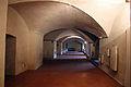 Cripta di san lorenzo, corridoio voltato.JPG