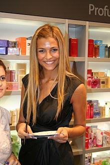 Cristina Chiabotto nel 2007
