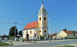 Čepin Municipality in Osijek-Baranja, Croatia