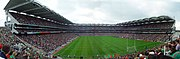 Croke Park from the Hill - 2004 All-Ireland Football Championship Final