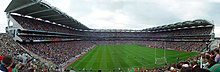 Croke Park from the Hill - 2004 All-Ireland Football Championship Final.jpg