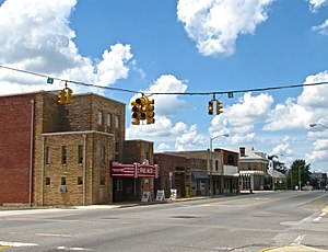 Cumberland County, Tennessee - Crossville