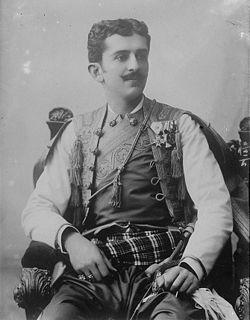 Danilo, Crown Prince of Montenegro Crown Prince of Montenegro