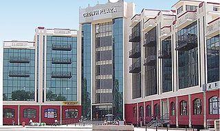 Metropolis in Haryana, India