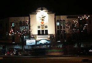 Colegio San Agustin – Bacolod - Image: Csab facade
