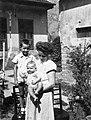 Családi fotó, 1954. Fortepan 19788.jpg