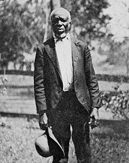 last known survivor of Atlantic Slave Trade