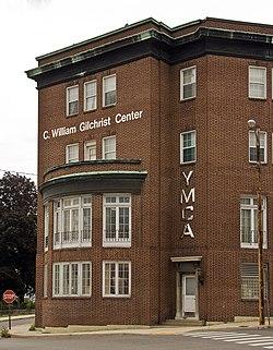 Cumberland YMCA - Wikipedia