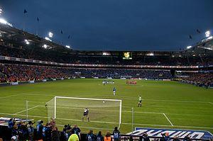2009 Norwegian Football Cup Final - The penalty shootout