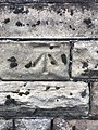 Cut Mark at Scarborough, Redcourt Wall, Esplanade.jpg