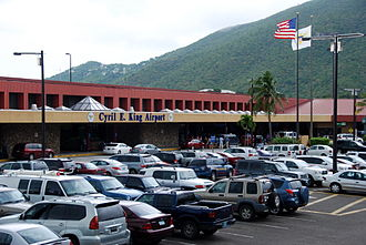 Cyril E. King Airport - Image: Cyril E. King Airport (terminal)