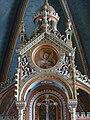 Détail du maître-autel 2 - église de Poyartin.JPG