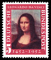 DBP 1952 148 Mona Lisa.jpg