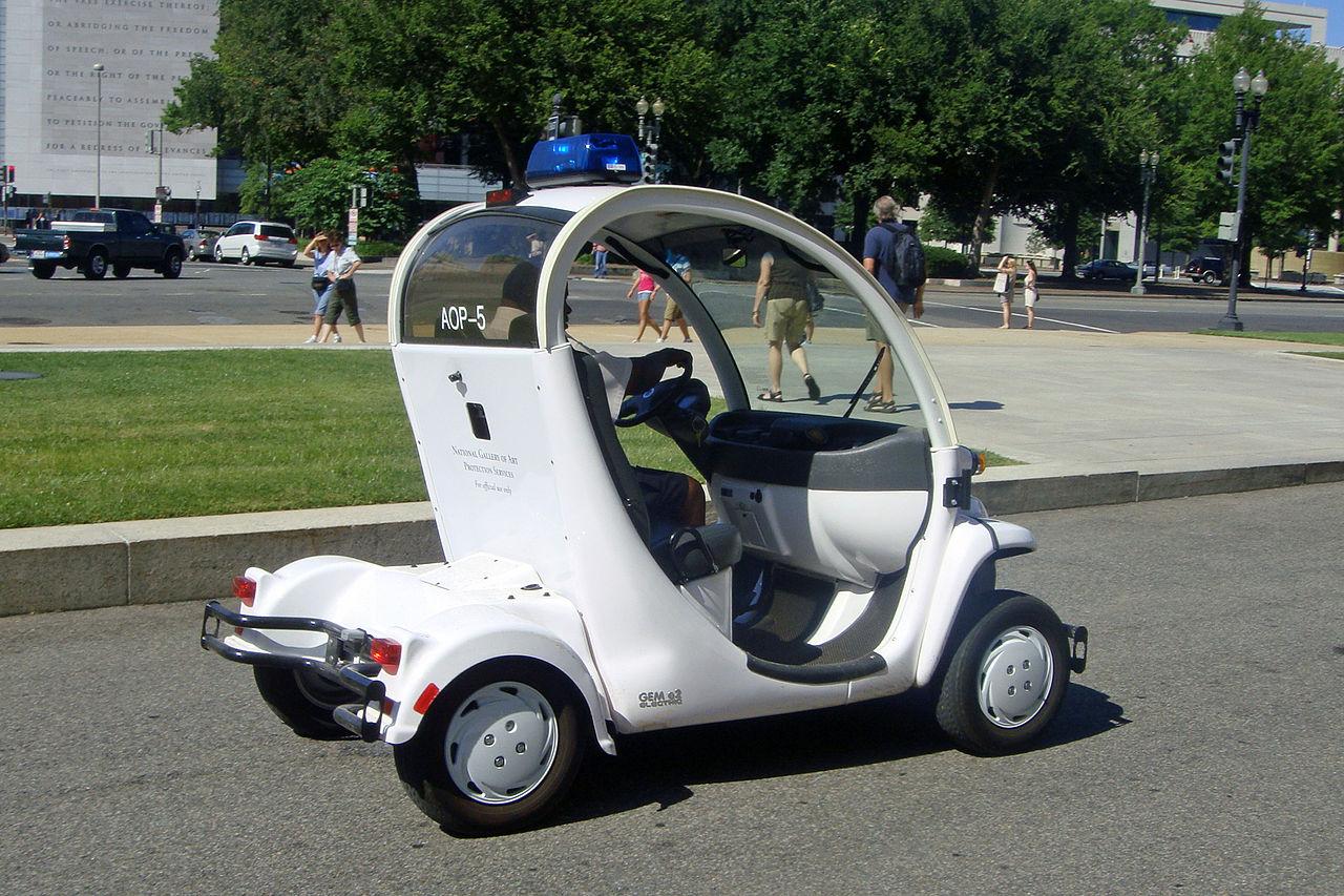 Gem Electric Car For Sale