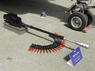 GIAT 30 Type of Revolver cannon