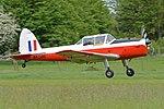 DHC-1 Chipmunk 22 'WK586' (G-BXGX) (32251401394).jpg