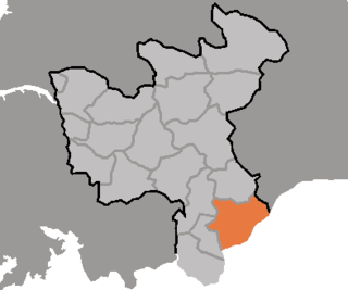Changpung County County in North Hwanghae Province, North Korea