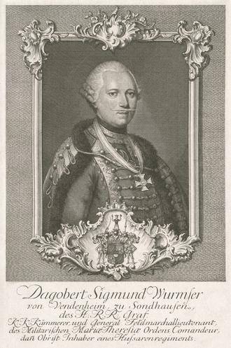First Battle of Wissembourg (1793) - Dagobert von Wurmser